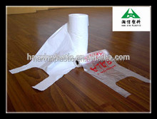 China factory sell transparent plastic bag for shopping