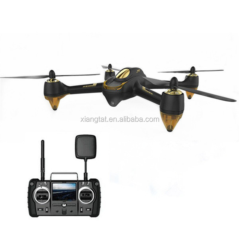 Xiangtat Hubsan Professional Version Mode Switch H501S X4 5.8G FPV Brushless With 1080P HD Camera GPS RC Quadcopter RTF