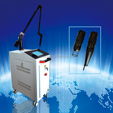 top quality qswitch nd yag laser machine tattoo removal removal eye line