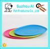 Pet Frisbee Flying Disc Tooth Resistant Outdoor Training Fetch Large Dog Toy
