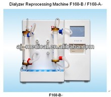 F168-B / F168-A Effective&Cost-effective Automatic Hospital Dialyzer Reprocessing Machine with Double Workstation(F168-B)