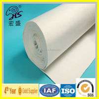 white polyester felt fabric thickness and best quality