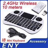 UKB-500-RF mini wireless Keyboard with Touchpad for Andriod TV Box