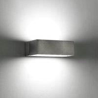New design Aluminum & Acrylic led light curtain wall made in China