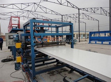 Alibaba Supplier sandwich roofing and wall panles(EPS)roof metal tile roll forming machine Made in China 2015 new model
