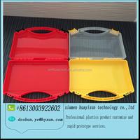 industry customized OEM portable plastic tool box blow molding