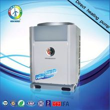 instant heating swimming pool water heat pump 24 hours warm preservation