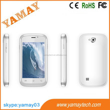 alibaba express 3.5 inch mtk6572 dual core 3g/2g dual sim 2 camera wifi buletooth gps fm ultra slim android smart phone
