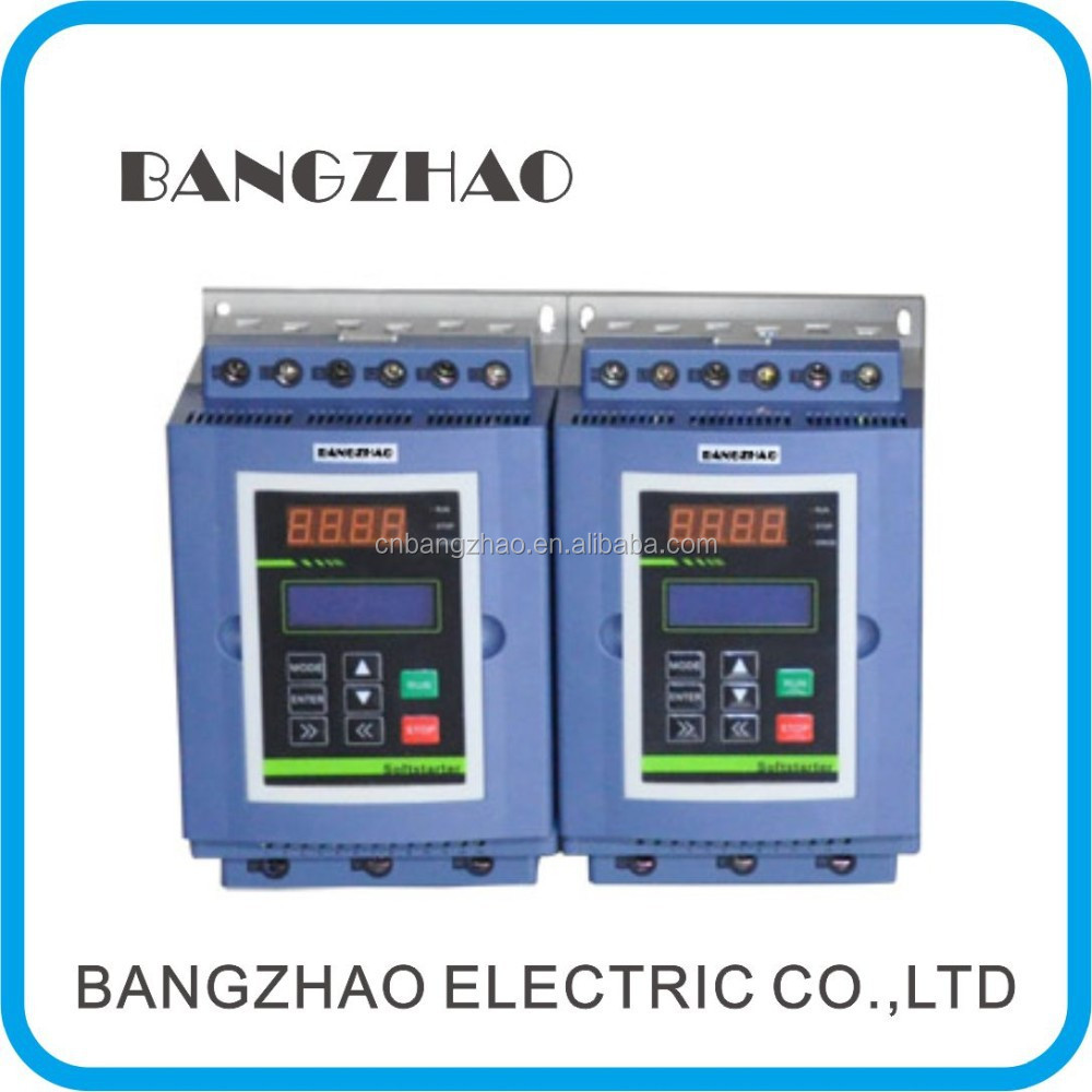 55kw 690vac Motor Power Soft Starter With Lacking Phase