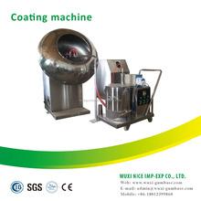 High quality automatic spraying chocolate candy coating machine