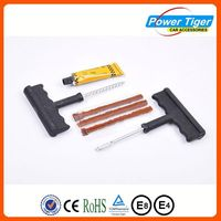 Car Bike motorcycle Auto Tire Tyre Tubeless easy used tyre repair tool kit