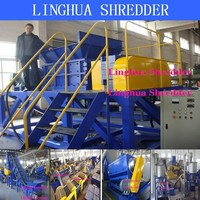 low price aluminum cans crusher machine with high quality