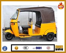 Chinese popular APE Piaggio; Bajaj Piaggio APE for sale passenger tricycle