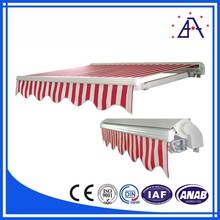 OEM according to drawing design aluminum awning material