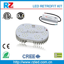 High qualight wide wattage range MH/HPS/HID Wholesale 6 Years Warranty LED Retrofit Kit