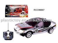 Hot 4ch plastic radio control 1:24 toy car RCC96667