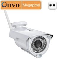 720p signet cctv camera wireless P2P IR Waterproof POE Camera