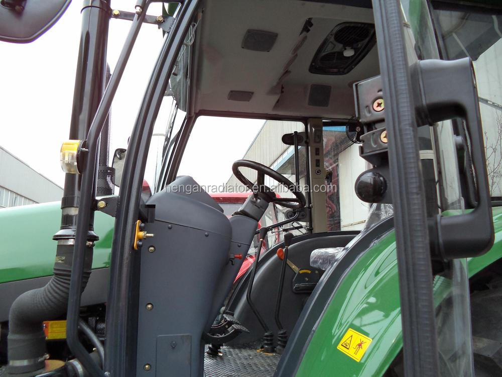 Big 100hp 4wd farm tractor with 4 /6 cylinder engine prices