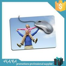 Customized promotional business wonderful wrist rest mouse pad