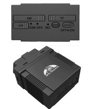 Mini OBD 2 GPS Tracker OBD Vehicle Diagnostics TK306 GPS306 Plug & Play Speed Motion Sensor SOS Alarm Truck Fleet Management APP