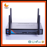 CM520-8VW AD pushing WCDMA 3g VPN router for bus fleed management wifi router serail to RJ45