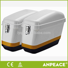 Specially designed motorcycle garage box