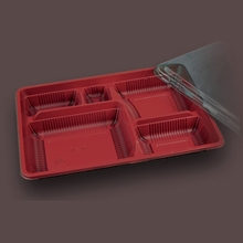 2015 hot new high quality plastic storage trays with dividers kitchen cutlery trays