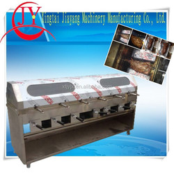 Best quality halal whole lamb / Hot sale electrical / charcoal roast furnace for whole lamb