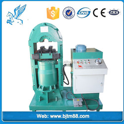 2500ton CE approved high quality wire rope swaging machine, 1500ton wire rope press machine, 500ton wire rope splicing machine