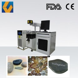 High quality marble/granite/stone laser engraving machine