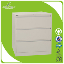 Good Price Powder Coated Metal Drawers Vertical Filing Cabinet
