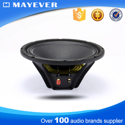 10HPL64-8 power 250w professional outdoor 10 inch spl subwoofer for big stage concert