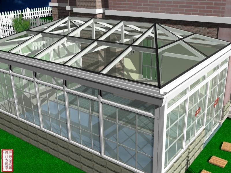 Haute qualit en aluminium profil pour v randa en for Profile alu pour veranda