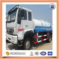 10m3 4x2 howo camión cisterna de agua