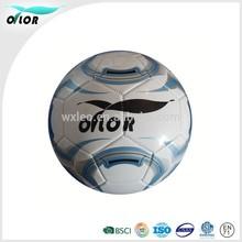 promotional logo printing street soccer ball in bulk