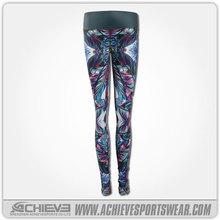 Leggings sport , custom sublimation leggings & Silk stockings