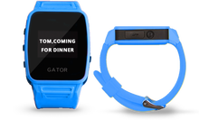 GPS Tracking Wrist Bracelet Caref Watch for kids children students old people