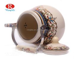 Fancy enamelware kettle wholesale