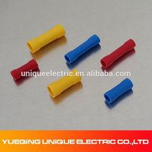 12-10 awg material de PVC TL-JTK tipo púrpura cobre de terminales de empalme eléctrico BV5.5