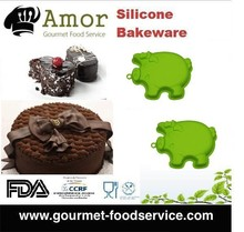Honey Cake Silicone Chocolate Cake Baking Mold Bakeware Silicone Mold