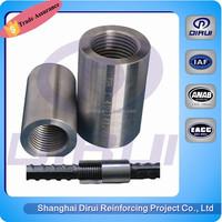 Building Material Rebar Coupler (Concrete construction building material)