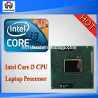 hot vender i3 2350m sr0dn intel cpu processador de sucata