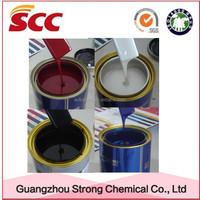 For automobile repairment use decorative 2 k color base coat car painting