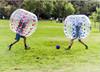 Top quality excellent bumper bubble football design, durable bumperballs inflatable suits