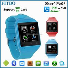 "Genuine Multimedia SIM TF 1.54"" watch phone japan For Iphone Samsung LG HTC Moto"