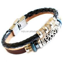 replica jewelry fashion two row anti-static magnetic bracelet