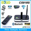 CS918S AllwinnerA31 Quad Core with camera tv tuner box for lcd monitor satellite internet tv box