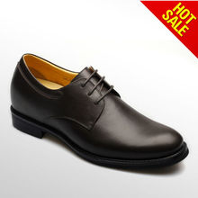 wholesale tan color formal pump heel shoes