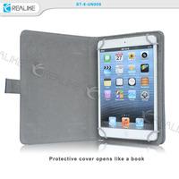 Strong magnet closure for ipad mini rotatory case, 7.9inch leather case for ipad mini