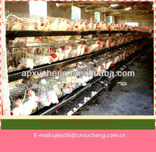 Egg Laying Chicken or Broilers Cages Hencoop For Sale